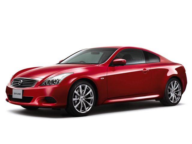 日産 スカイライン クーペ 2007年モデル 新車画像