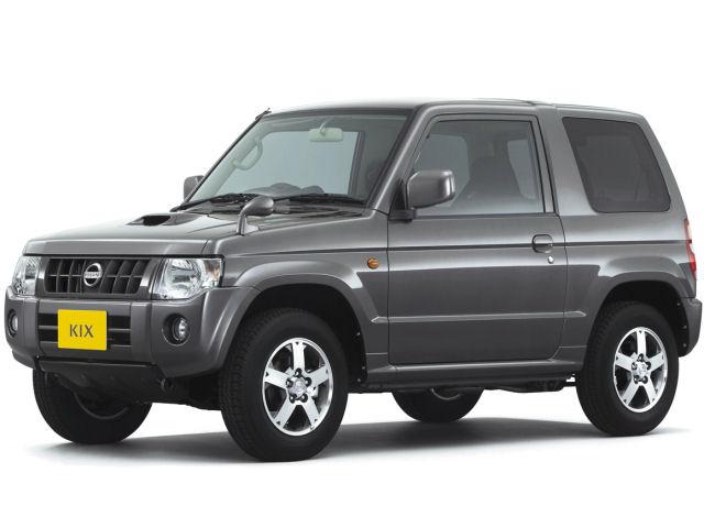 日産 キックス 2008年モデル 新車画像