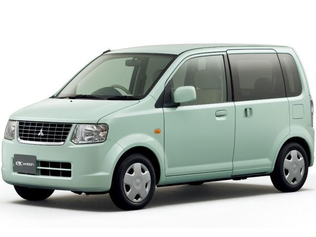 三菱 eKワゴン 2006年モデル 新車画像