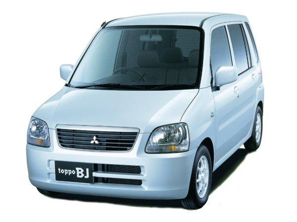 三菱 トッポBJ 1998年モデル 新車画像