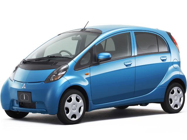 三菱 i (アイ) 2006年モデル 新車画像