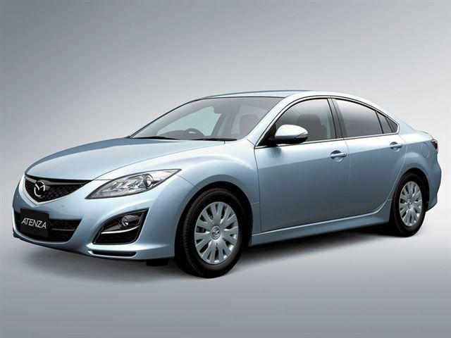 マツダ アテンザセダン 2008年モデル 新車画像