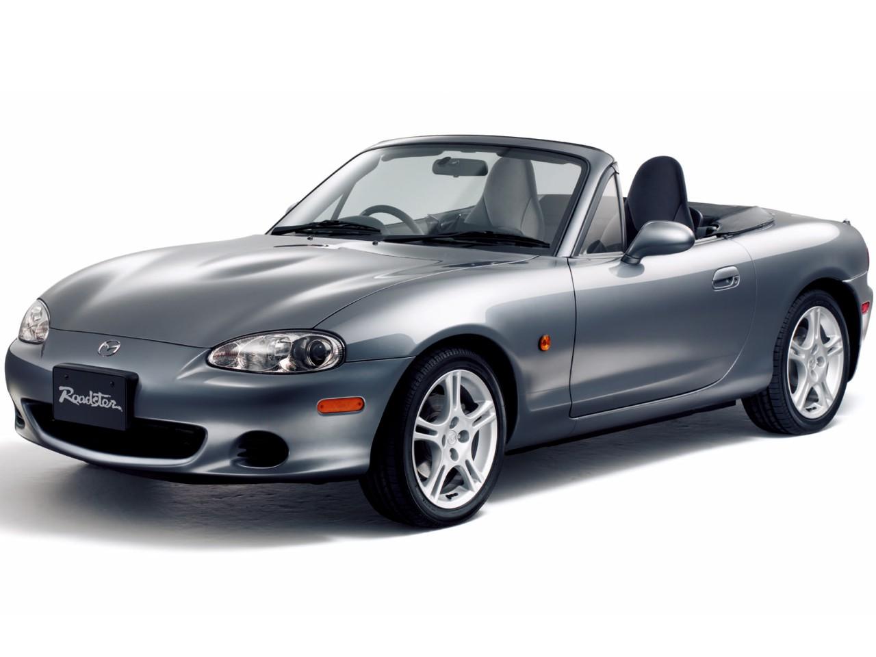 マツダ ロードスター 1998年モデル 新車画像