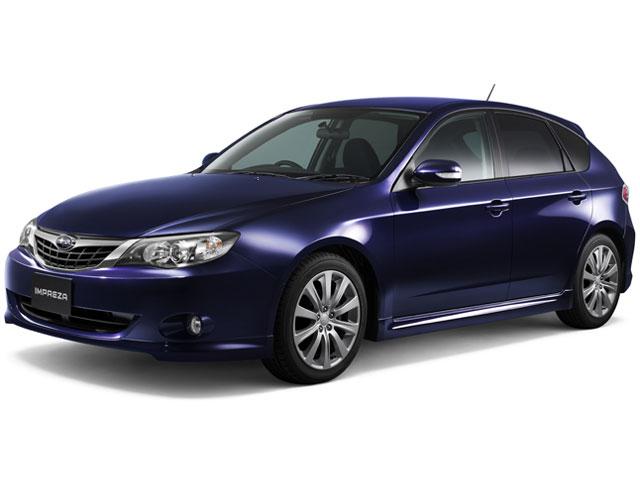 スバル インプレッサ 2007年モデル 新車画像