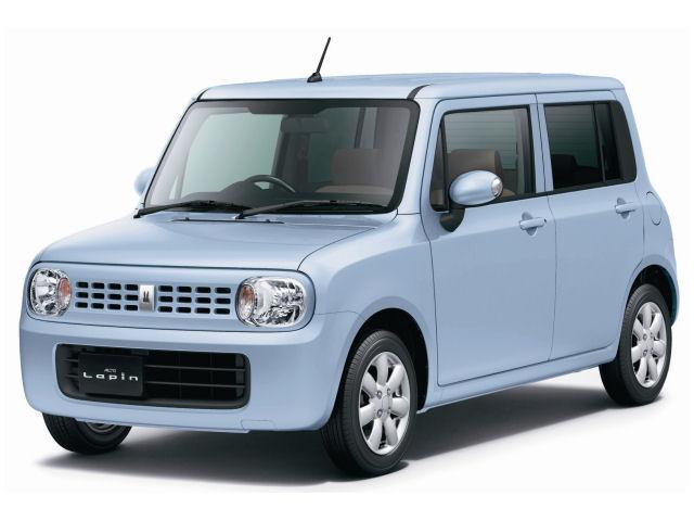 スズキ ラパン 2008年モデル 新車画像