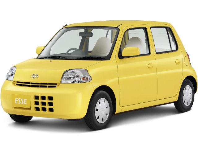 ダイハツ エッセ 2005年モデル 新車画像