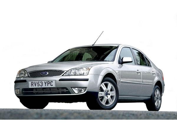 フォード モンデオ 2001年モデル 新車画像