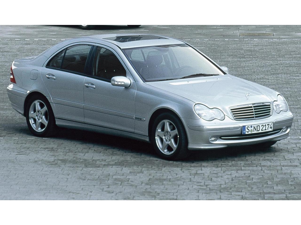 メルセデス・ベンツ Cクラス セダン 2000年モデル 新車画像