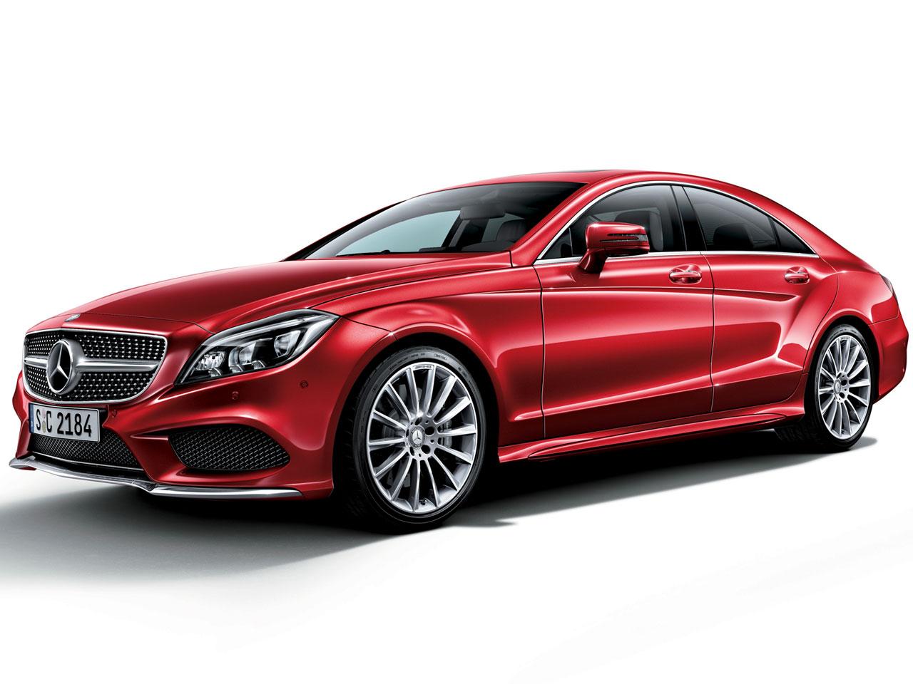 メルセデス・ベンツ CLSクラス 2011年モデル 新車画像