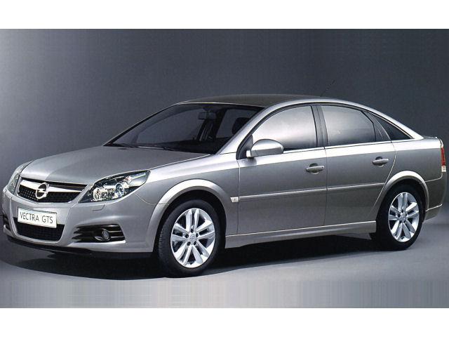 オペル ベクトラ 2002年モデル 新車画像