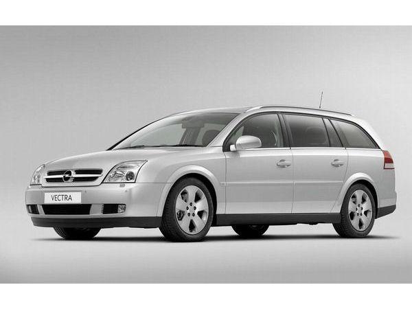 オペル ベクトラ ワゴン 2004年モデル 新車画像