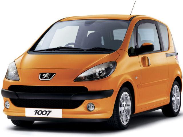 プジョー 1007 2006年モデル 新車画像