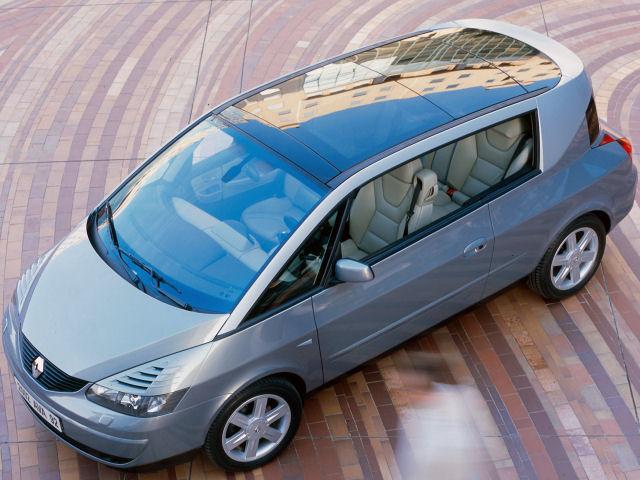 ルノー アヴァンタイム 2002年モデル 新車画像