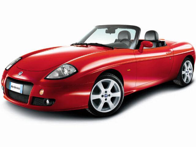 フィアット バルケッタ 1996年モデル 新車画像