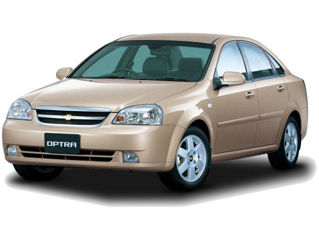 シボレー オプトラ セダン 2005年モデル 新車画像