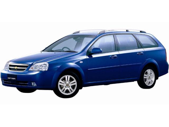 シボレー オプトラ ワゴン 2005年モデル 新車画像