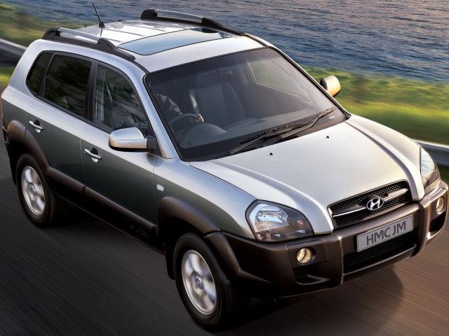 ヒュンダイ JM 2004年モデル 新車画像
