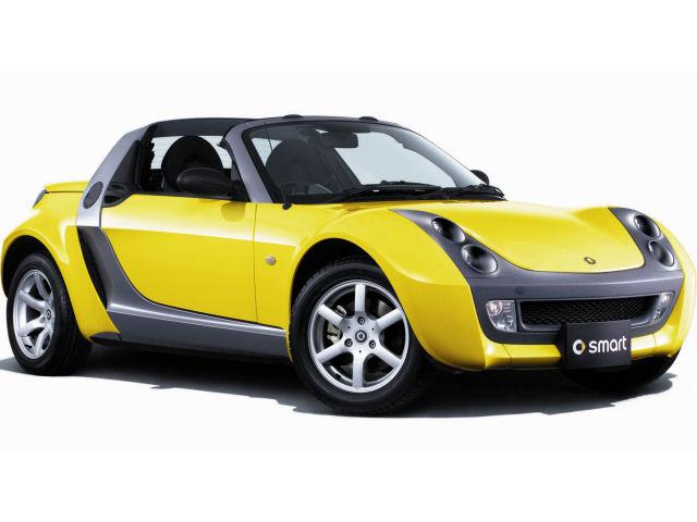 スマート スマートロードスター 2003年モデル 新車画像