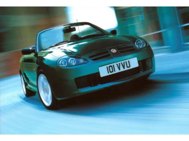MG TF 2003年モデル 新車画像