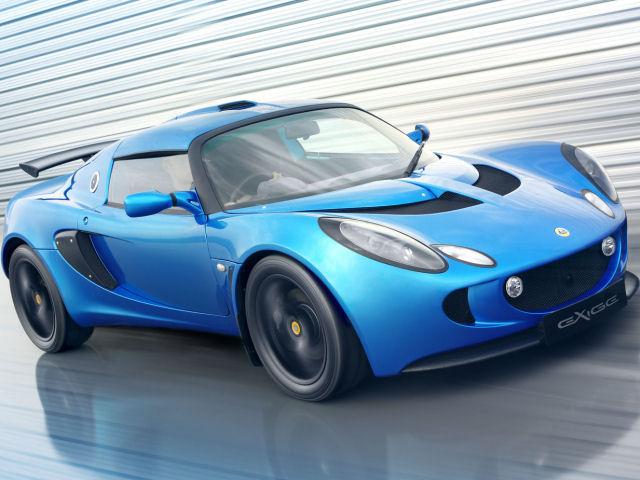 ロータス エキシージ 2004年モデル 新車画像
