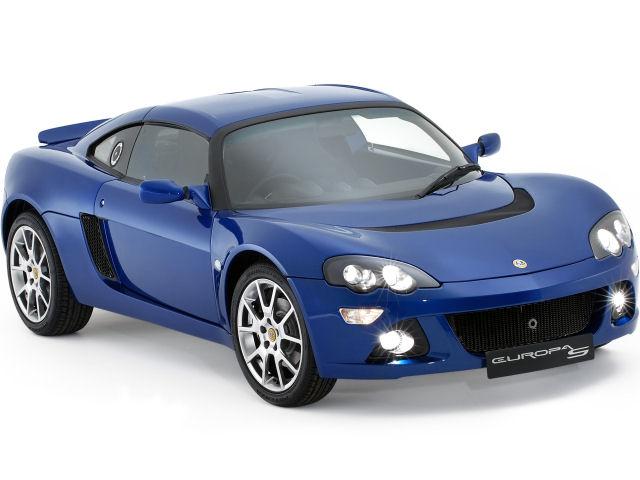 ロータス ヨーロッパ 2006年モデル 新車画像