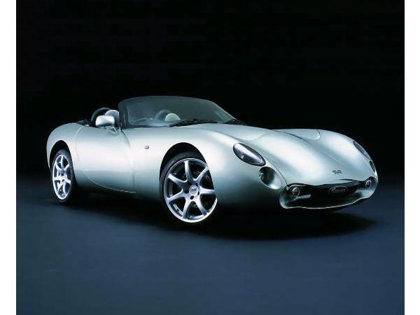 TVR タスカン 2006年モデル 新車画像