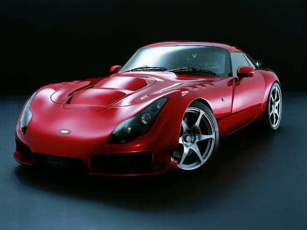 TVR サガリス 2006年モデル 新車画像