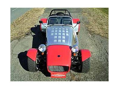 バーキン S3 (バーキン) 2003年モデル 新車画像