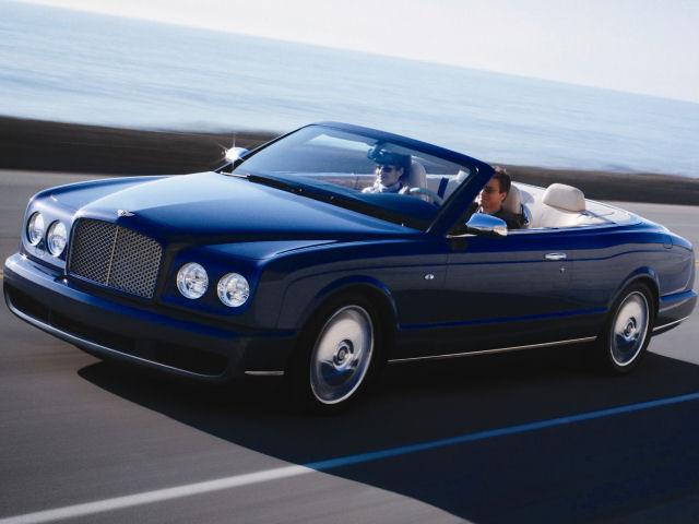 ベントレー アズール 1995年モデル 新車画像