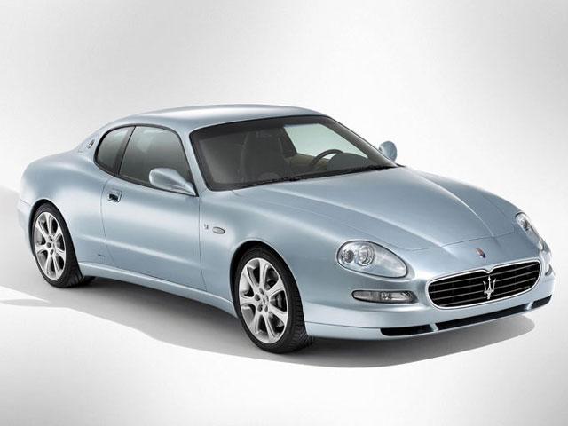 マセラティ マセラティ クーペ 2002年モデル 新車画像
