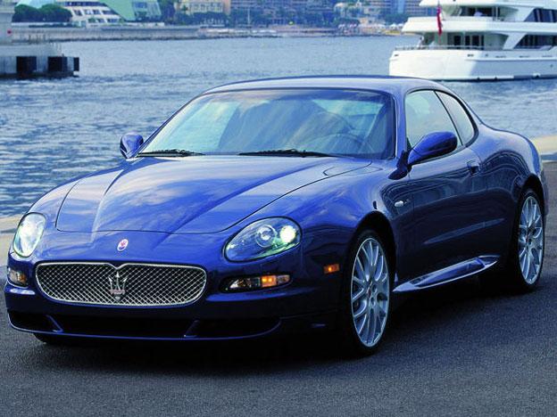 マセラティ グランスポーツ 2004年モデル 新車画像