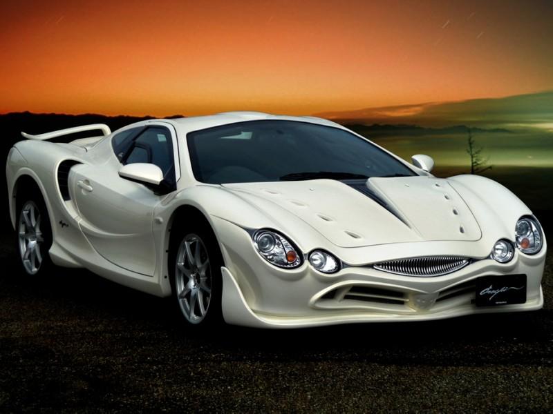 光岡 オロチ (大蛇) 2006年モデル 新車画像