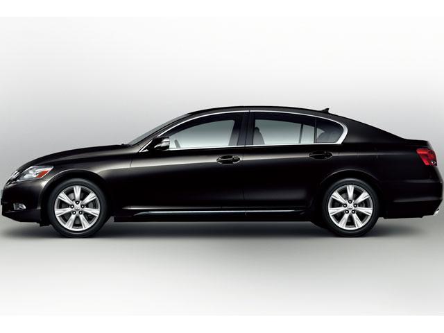 レクサス GS 2005年モデル 新車画像