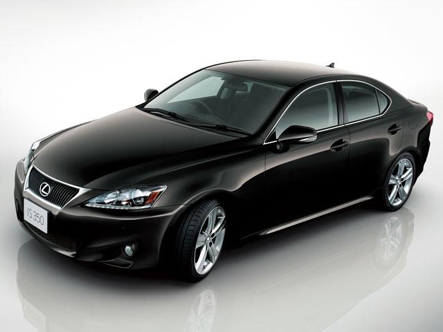 レクサス IS 2005年モデル 新車画像