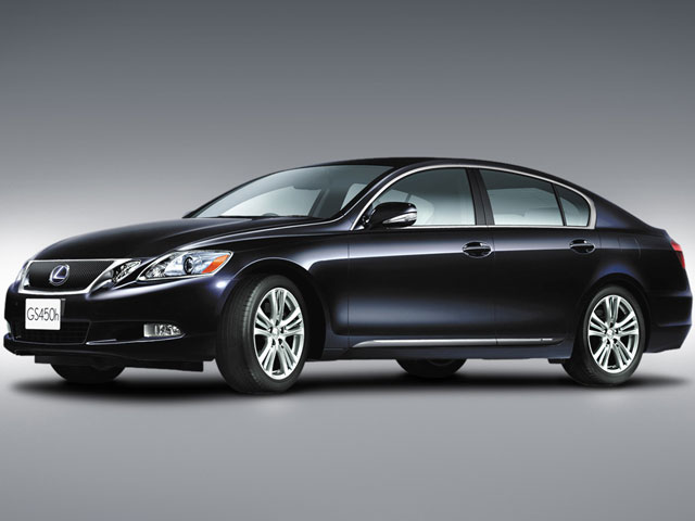 レクサス GS ハイブリッド 2006年モデル 新車画像