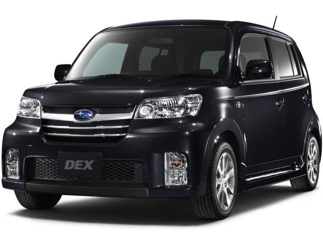 スバル デックス 2008年モデル 新車画像