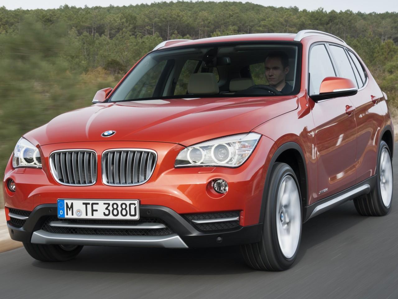 BMW X1 2010年モデル 新車画像