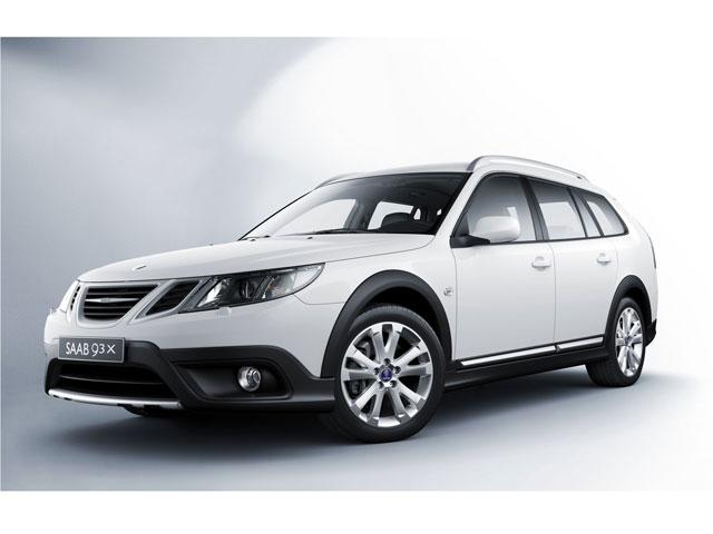 サーブ 9-3 X 2010年モデル 新車画像