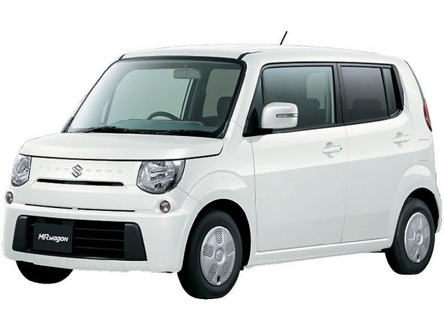 スズキ MRワゴン 2011年モデル 新車画像
