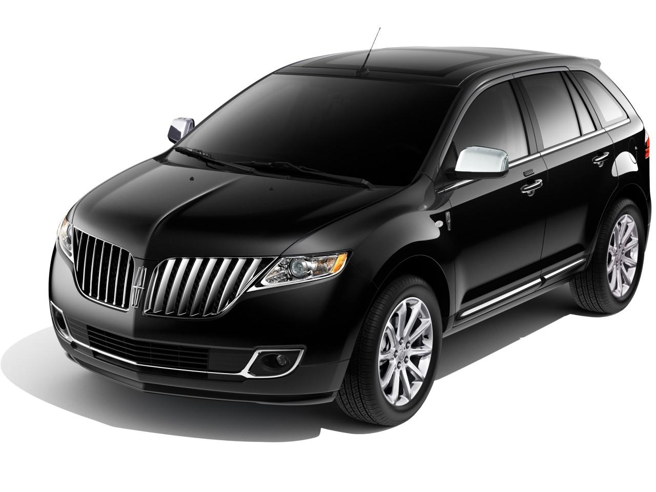 リンカーン MKX 2008年モデル 新車画像