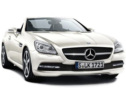 メルセデス・ベンツ SLKクラス 2011年モデル 新車画像