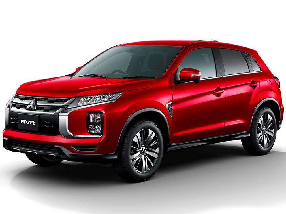 三菱 RVR 2010年モデル 新車画像