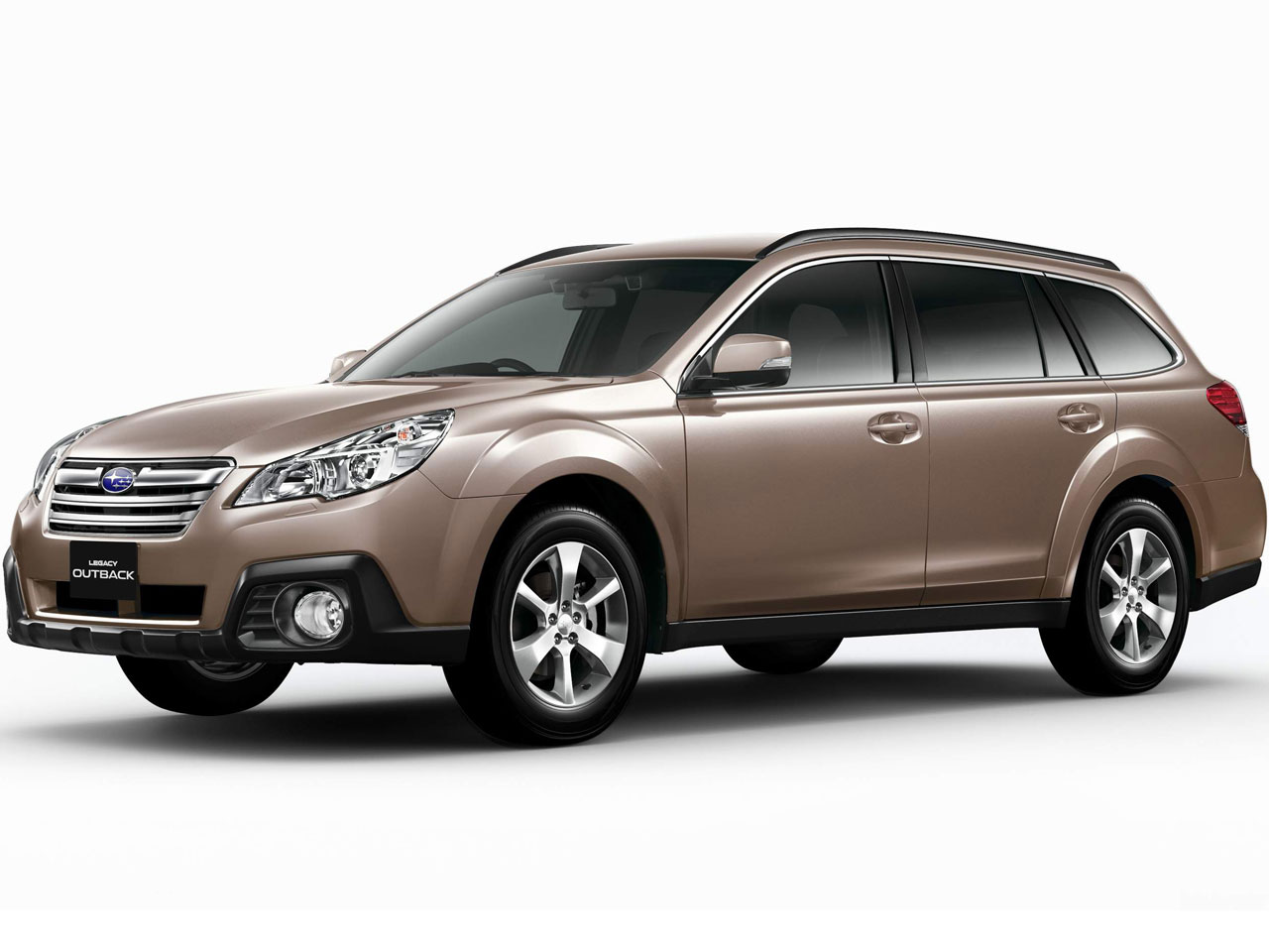 スバル レガシィ アウトバック 2009年モデル 新車画像