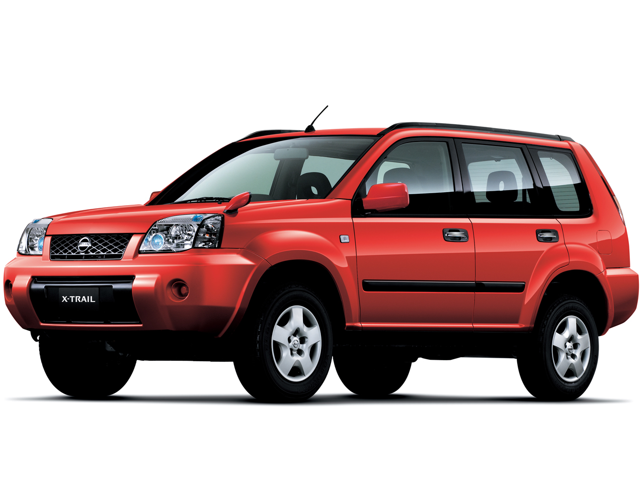 日産 エクストレイル 2000年モデル 新車画像