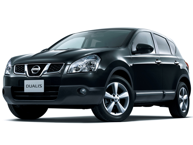 日産 デュアリス 2007年モデル 新車画像