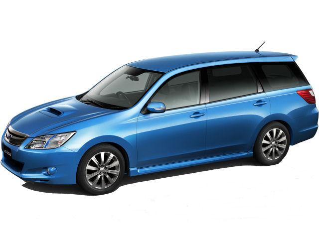 スバル エクシーガ 2008年モデル 新車画像