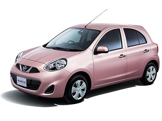日産 マーチ 2010年モデル 新車画像