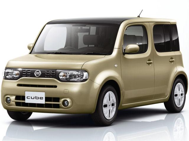 日産 キューブ 2008年モデル 新車画像
