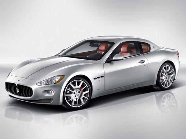 マセラティ グラントゥーリズモ 2007年モデル 新車画像