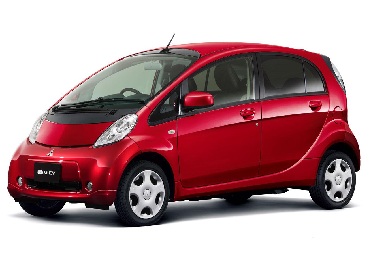 三菱 i-MiEV 2010年モデル 新車画像